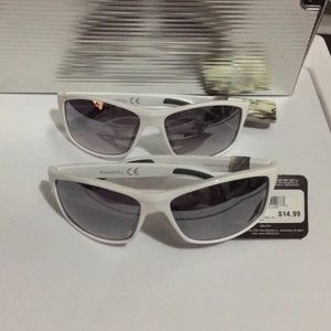 New Panama Jack White Sunglasses Set Of 2